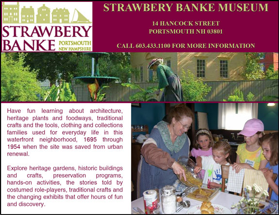 Strawberry Banke Museum