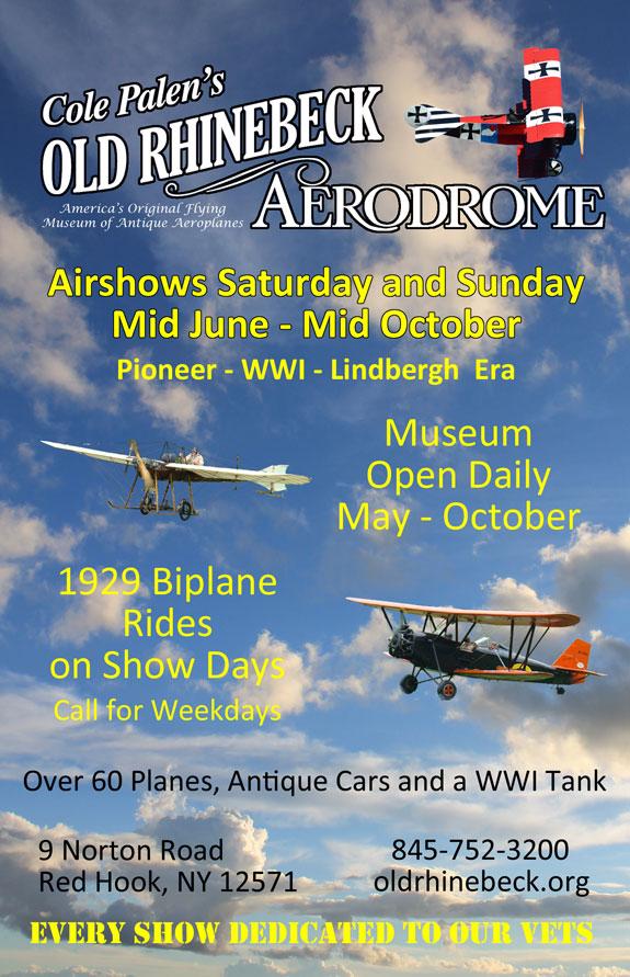 The Rhinebeck Aerodome Museum