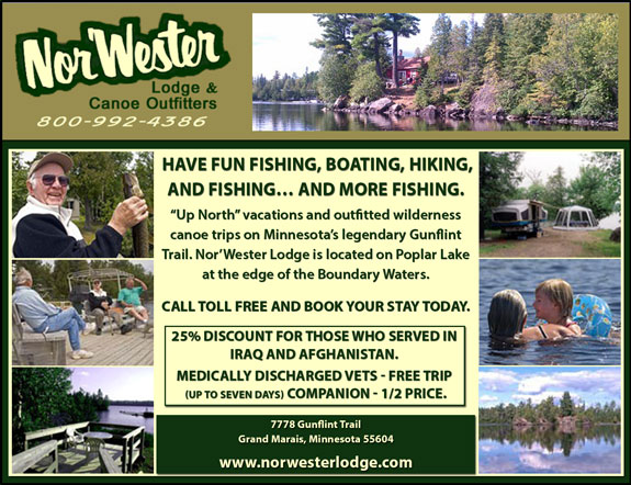 Nor'Wester Lodge Outfitters