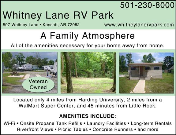 Whitney Lane RV Park