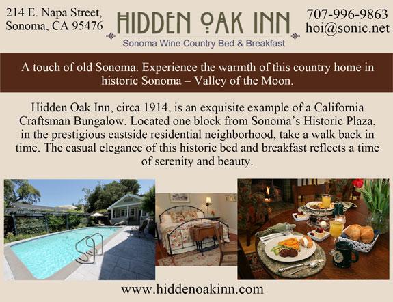 Hidden Oak Bed and Breakfast