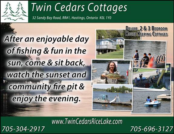 Twin Cedars Family Resort and Marina