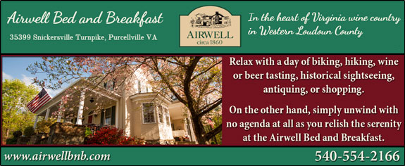 Healthcare Times Hotels Inns And Bed Breakfasts Purcellville Virginia