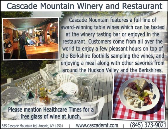 Cascade Mountain Winery