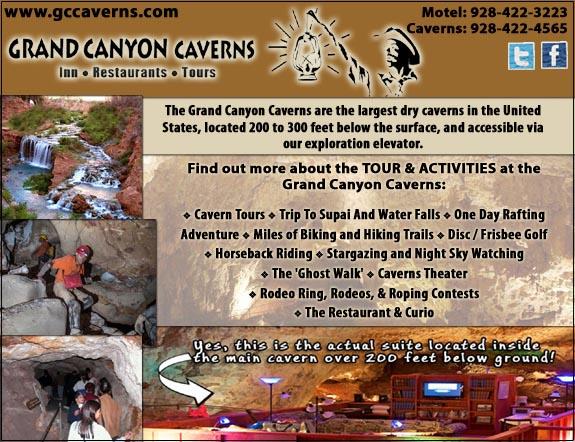 Grand Canyon Caverns