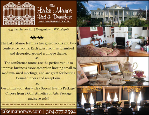 The Lake Manor Bed and Breakfast and Conference Center