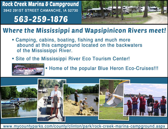 Rock Creek Marina and Campground