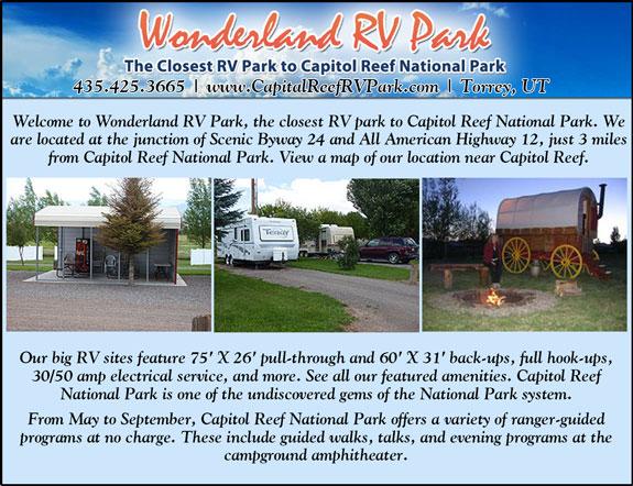 Wonderland RV Park