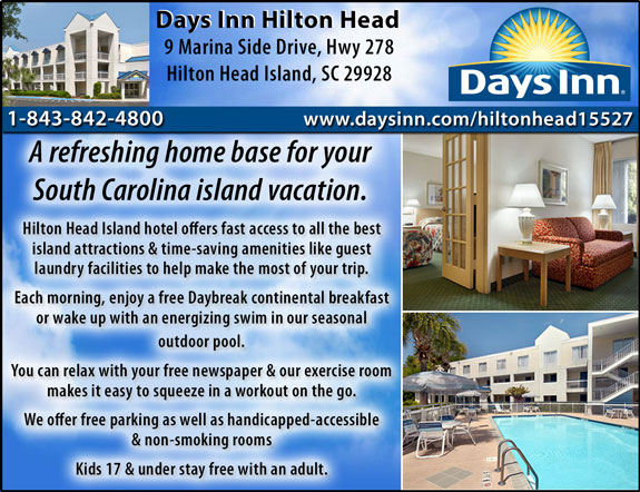 Days Inn - Hilton Head