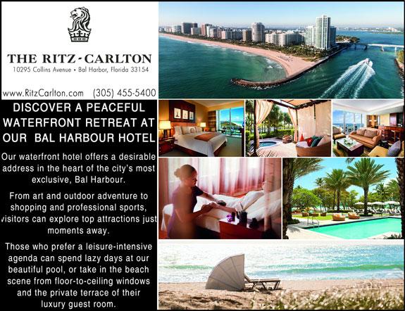 Ritz Carlton - Bal Harbor