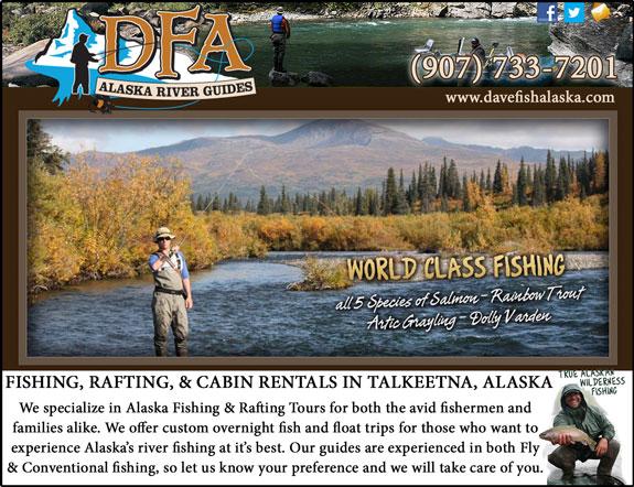 DAF Alaska River Guides