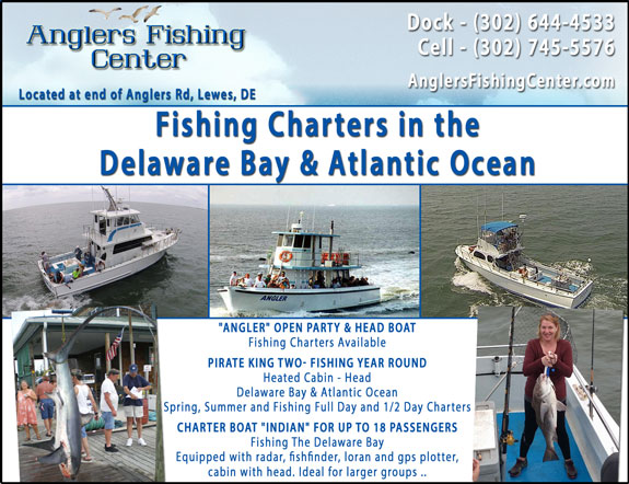 Anglers Fishing Center