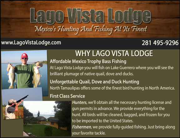 Lago Vista Lodge