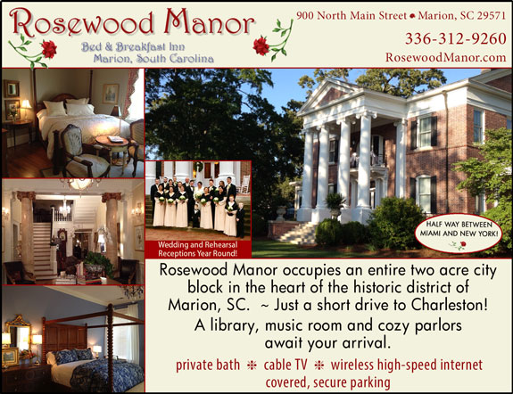 Rosewood Manor Bed and Breakfast