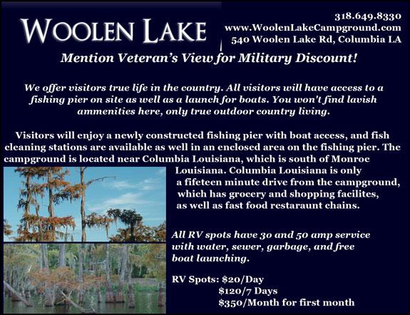 Woolen Lake Campground