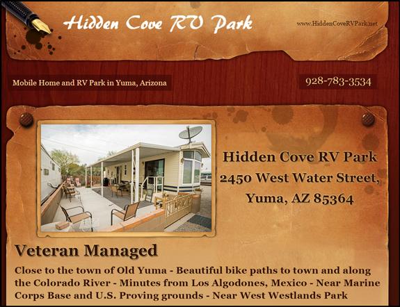 Hidden Cove RV Park