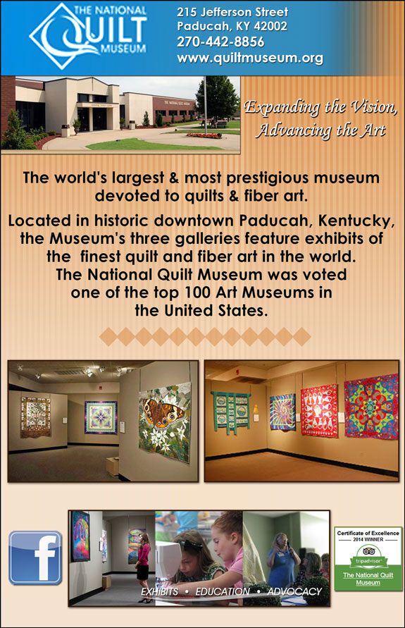 National Quilt Museum