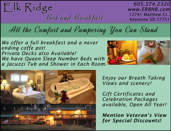 Elk Ridge Bed and Breakfast