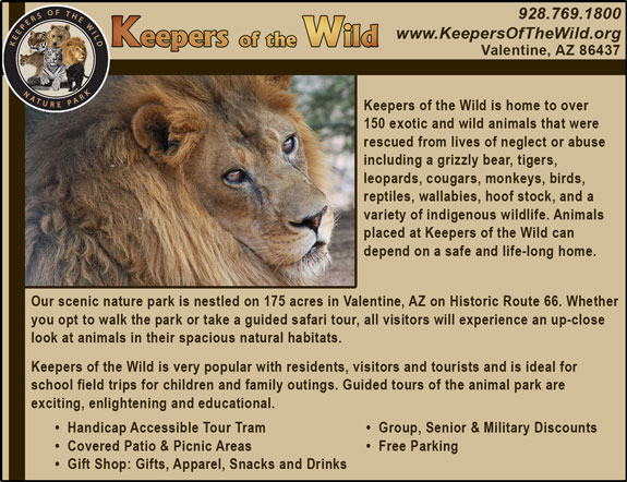 Keepers of the Wild