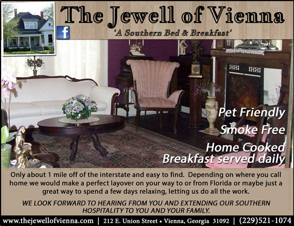 Veteran S View Hotels Inns And Bed Breakfasts Vienna Georgia
