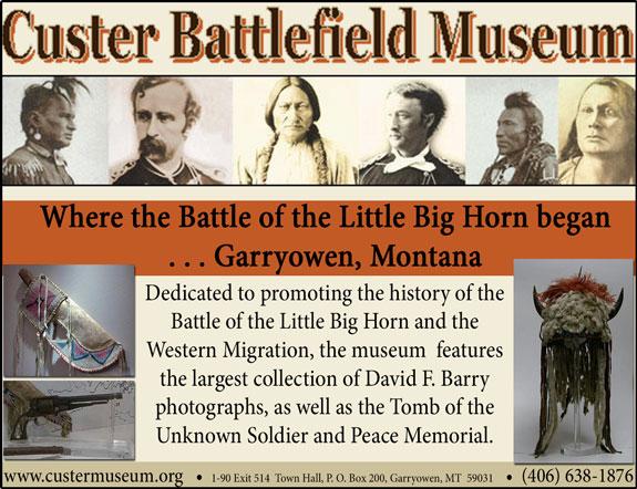 Custer Battlefield Museum
