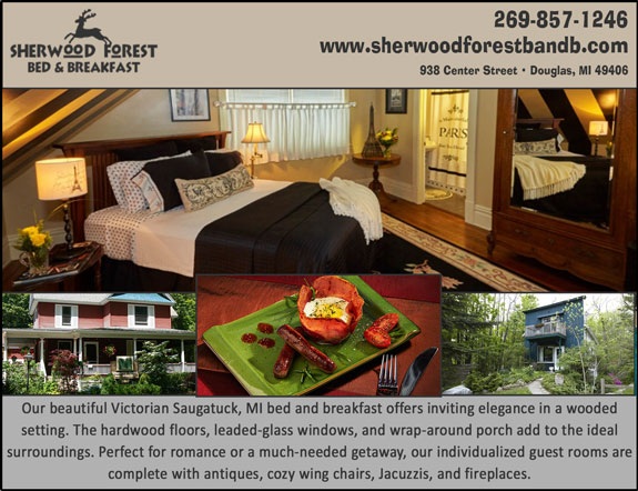 Sherwood forest Bed and Breakfast