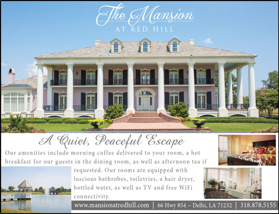 The Mansion at Red Hill Bed and Breakfast