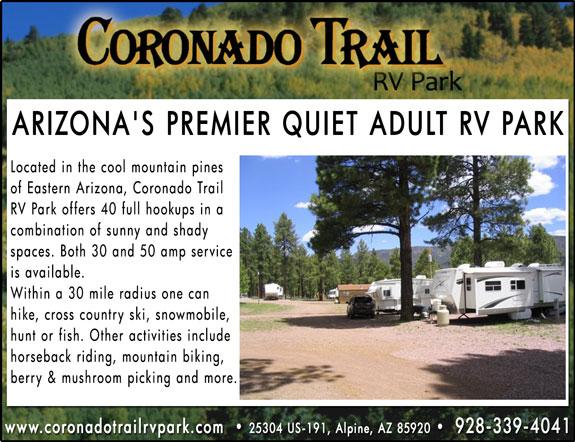Coronado Trail RV Park