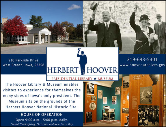Herbert Hoover Presidential Library - Museum