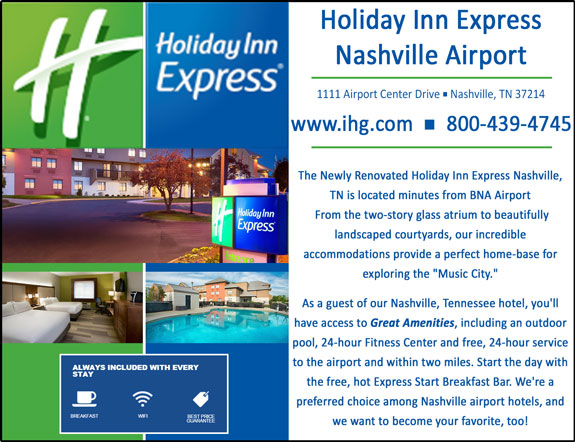 Holiday Inn Express - Nashville Airport