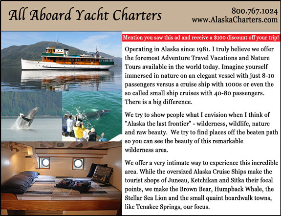 All Aboard Yacht Charters