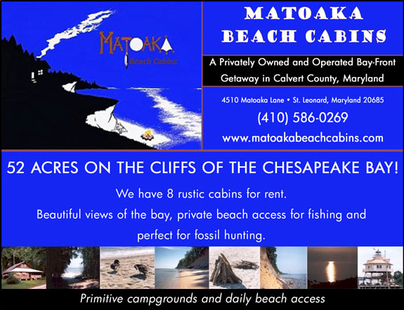 Matoaka Beach Cabins