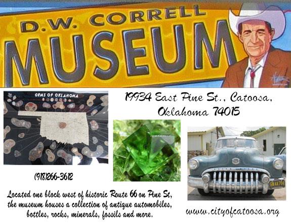 Correll Museum