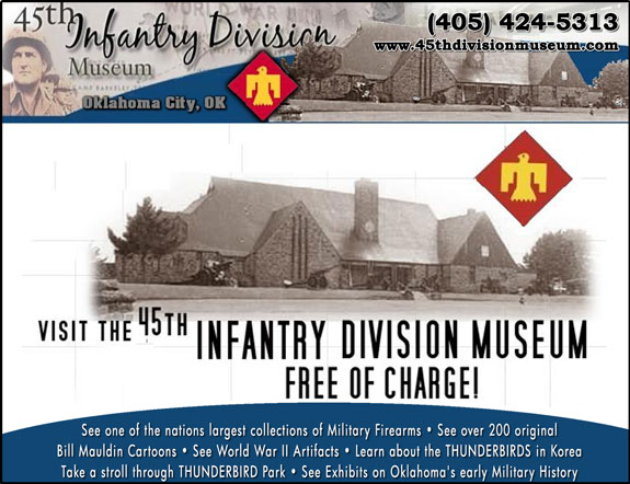 The 45th Infantry Division