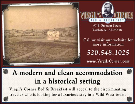 Virgil's Corner Bed and Breakfast