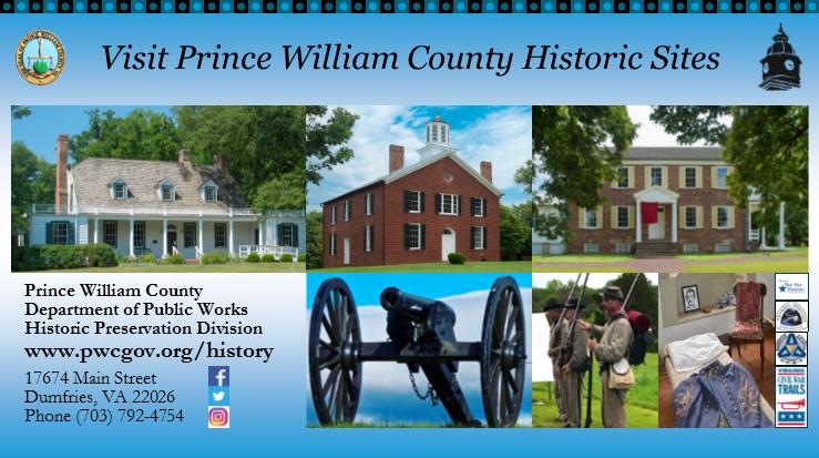 Prince William County Historic Sites