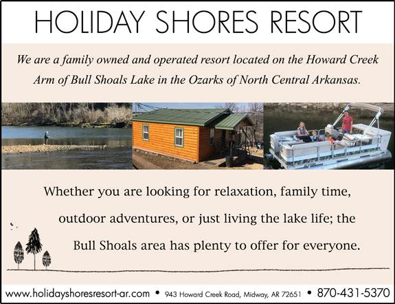 Holiday Shores Resort - Arkansas