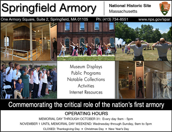 Springfield Armory National Historical Site