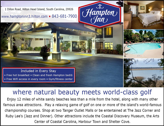 Hampton Inn - Hilton Head Island
