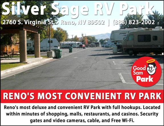 Silver Sage RV Park