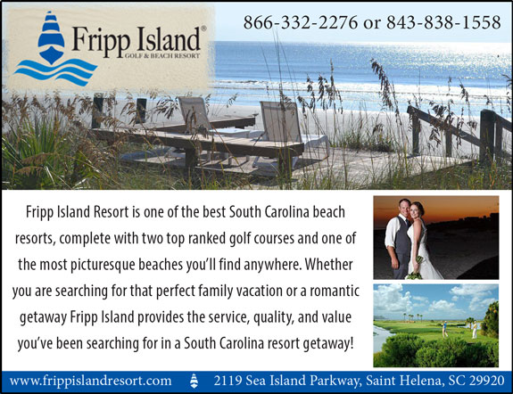 Fripp Island Golf and Beach Resort