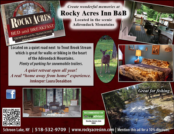 Rocky Acres Inn Bed and Breakfast
