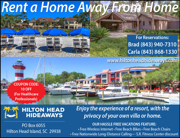 Hilton Head Hideaways