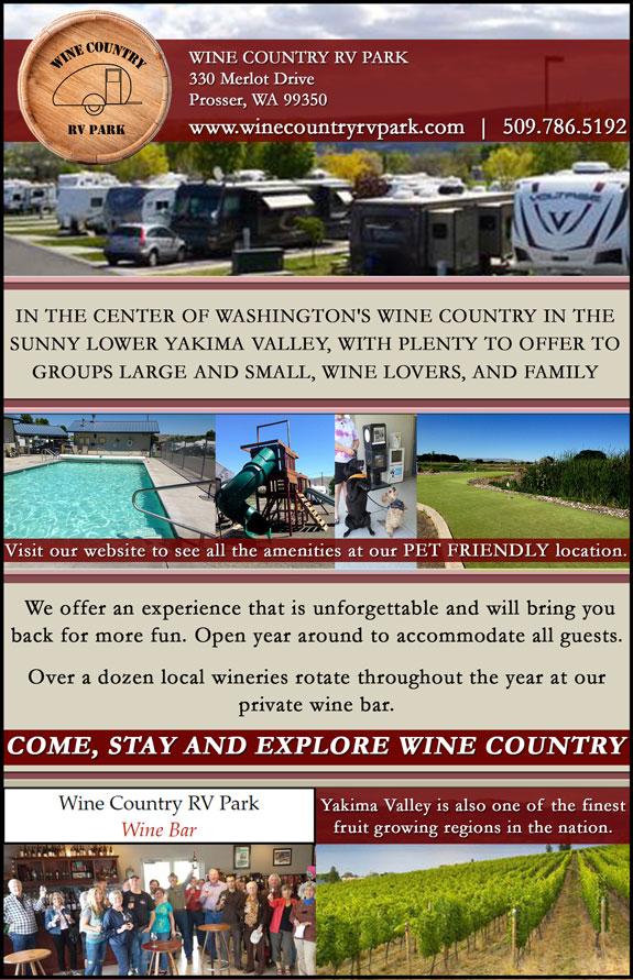 Wine Country RV Park