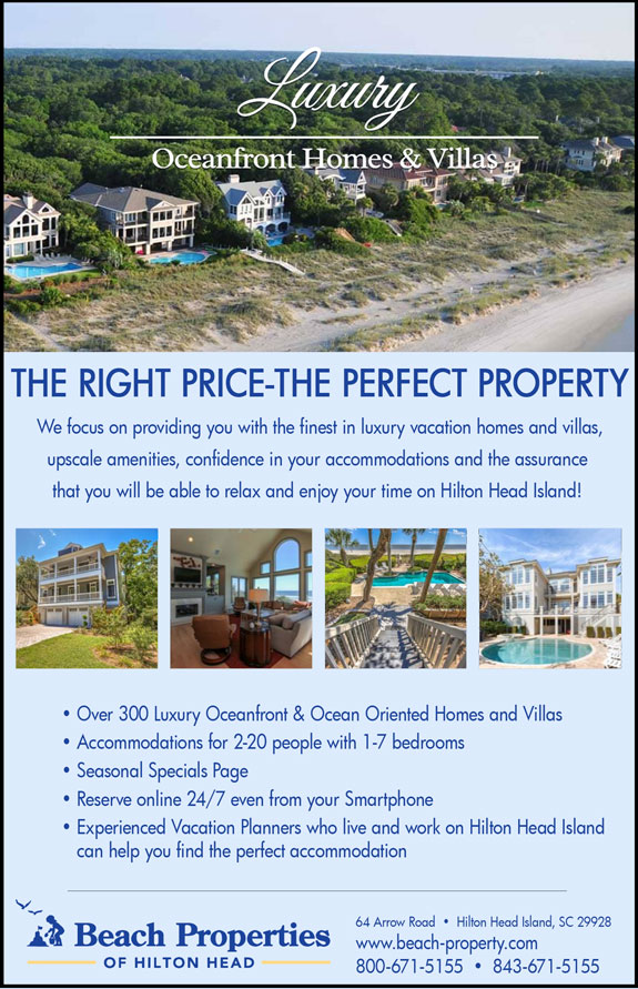 Healthcare Times - Vacation Homes for Rent - Hilton Head