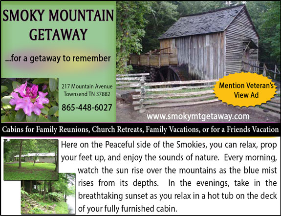 Smoky Mountain Getaway Cabins