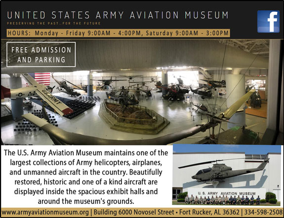 US Army Aviation Museum