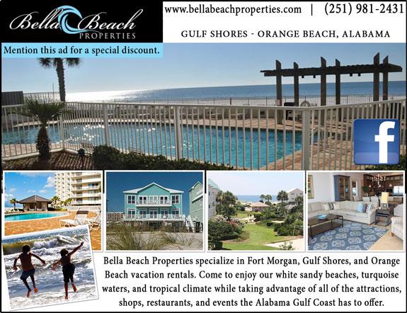Bella Beach Properties LLC