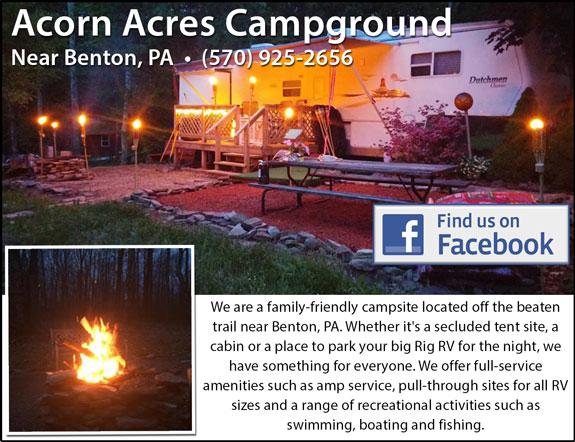 Acorn Acres Campground