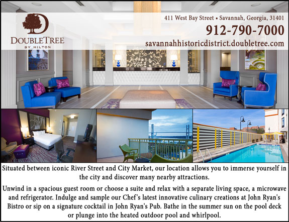 DoubleTree by Hilton - Savannah Historic District